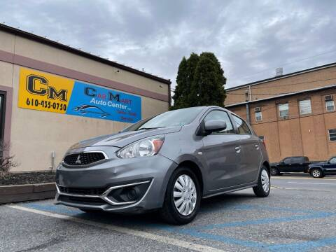 2017 Mitsubishi Mirage for sale at Car Mart Auto Center II, LLC in Allentown PA