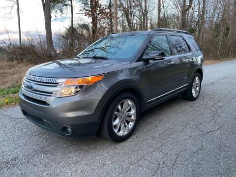 2013 Ford Explorer for sale at Speed Auto Mall in Greensboro NC