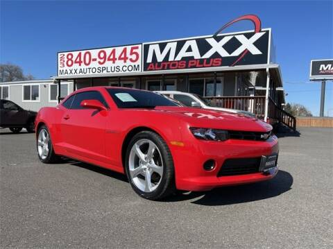 2014 Chevrolet Camaro for sale at Maxx Autos Plus in Puyallup WA