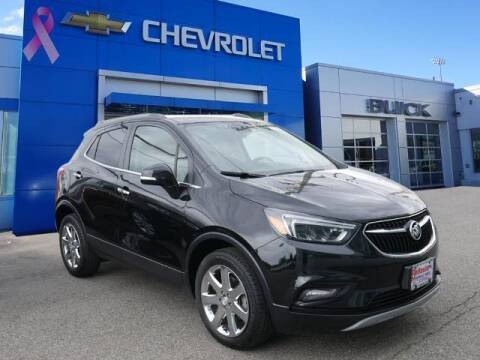 2018 Buick Encore for sale at Bellavia Motors Chevrolet Buick in East Rutherford NJ