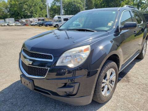 2011 Chevrolet Equinox for sale at Flex Auto Sales in Cleveland OH