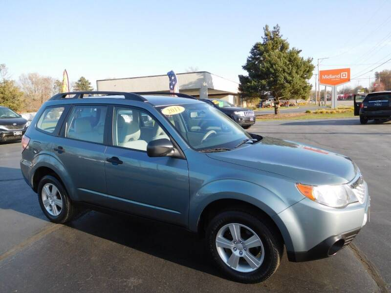 2011 Subaru Forester for sale at North State Motors in Belvidere IL