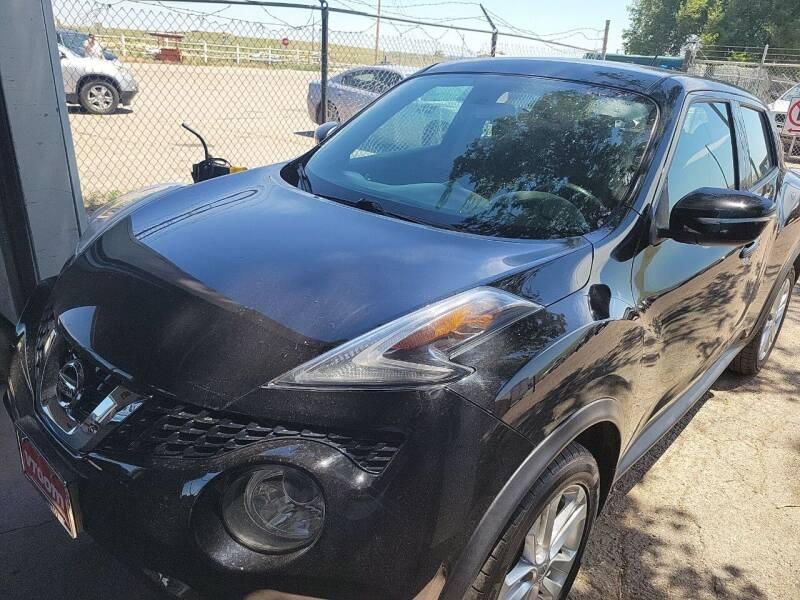 2016 Nissan JUKE for sale at PYRAMID MOTORS - Pueblo Lot in Pueblo CO