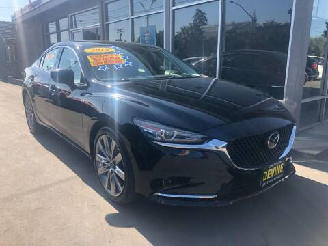 2018 Mazda MAZDA6 for sale at Devine Auto Sales in Modesto CA