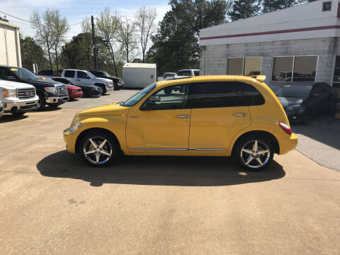 2006 Chrysler PT Cruiser for sale at Northwood Auto Sales in Northport AL