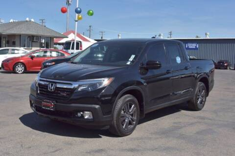 2017 Honda Ridgeline for sale at Choice Motors in Merced CA