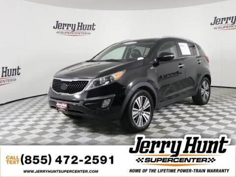 2016 Kia Sportage for sale at Jerry Hunt Supercenter in Lexington NC
