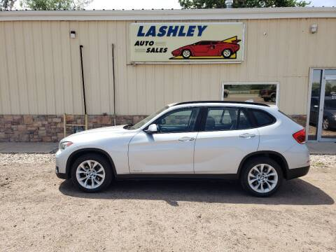 2014 BMW X1 for sale at Lashley Auto Sales in Mitchell NE