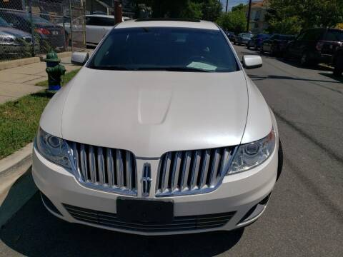 2010 Lincoln MKS for sale at Jimmys Auto INC in Washington DC