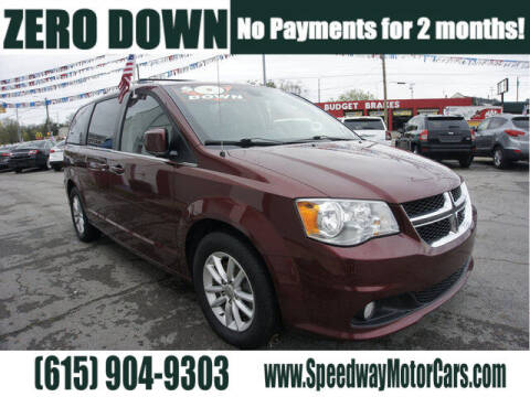 2018 Dodge Grand Caravan for sale at Speedway Motors in Murfreesboro TN