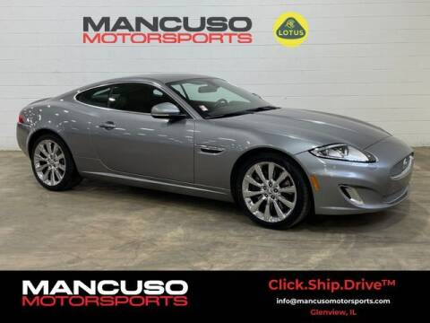 2012 Jaguar XK for sale at Mancuso Motorsports in Glenview IL