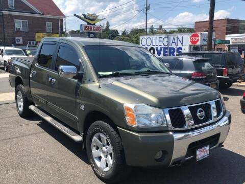2004 Nissan Titan for sale at Bel Air Auto Sales in Milford CT