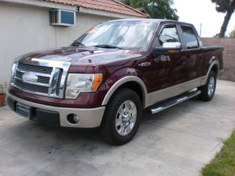 2009 Ford F-150 for sale at Williams Auto Mart Inc in Pacoima CA
