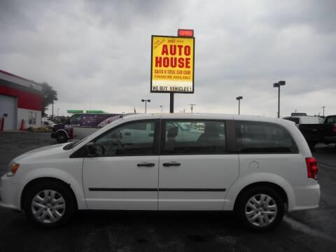 2014 Dodge Grand Caravan for sale at AUTO HOUSE WAUKESHA in Waukesha WI