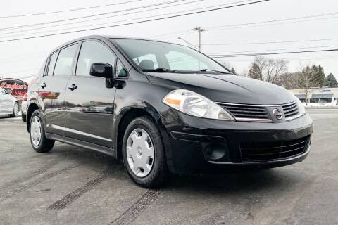 2009 Nissan Versa for sale at Knighton's Auto Services INC in Albany NY