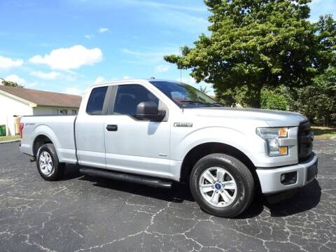 2016 Ford F-150 for sale at SUPER DEAL MOTORS 441 in Hollywood FL
