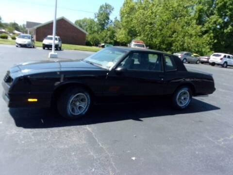 1988 Chevrolet Monte Carlo for sale at Carolina Classics & More in Thomasville NC