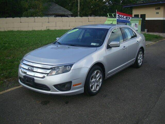 2011 Ford Fusion for sale at MOTORAMA INC in Detroit MI