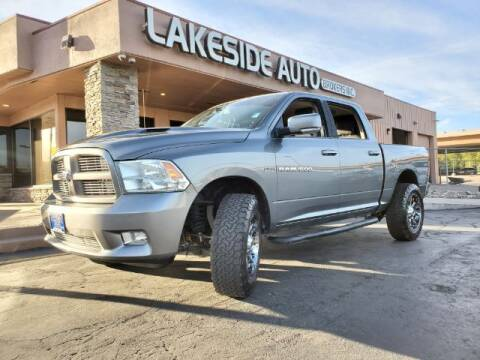 2012 RAM Ram Pickup 1500 for sale at Lakeside Auto Brokers Inc. in Colorado Springs CO
