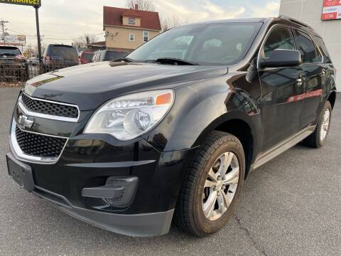 2014 Chevrolet Equinox for sale at MAGIC AUTO SALES in Little Ferry NJ