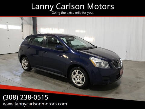 2009 Pontiac Vibe for sale at Lanny Carlson Motors in Kearney NE