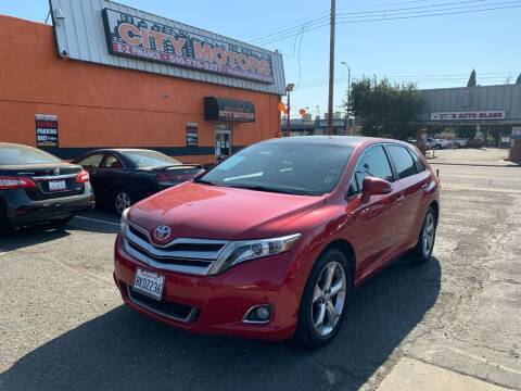 2014 Toyota Venza for sale at City Motors in Hayward CA