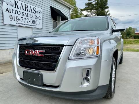 2015 GMC Terrain for sale at Karas Auto Sales Inc. in Sanford NC