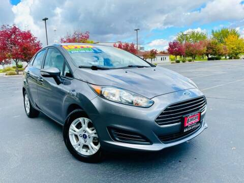 2014 Ford Fiesta for sale at Bargain Auto Sales LLC in Garden City ID