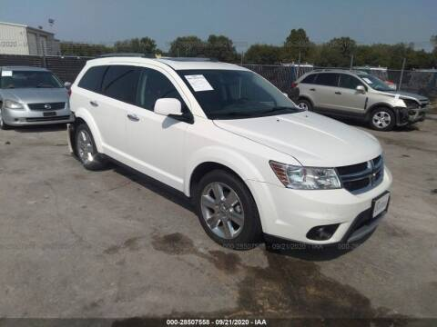 2012 Dodge Journey for sale at Varco Motors LLC - Builders in Denison KS