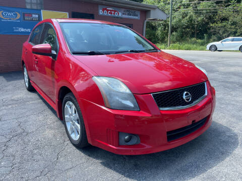 2012 Nissan Sentra for sale at Doctor Auto in Cecil PA