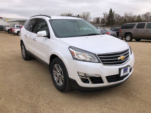 2017 Chevrolet Traverse for sale at Drive Chevrolet Buick Rugby in Rugby ND
