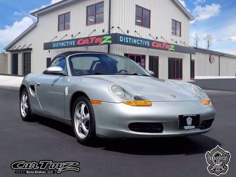 1997 Porsche Boxster for sale at Distinctive Car Toyz in Egg Harbor Township NJ