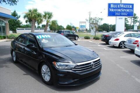 2019 Volkswagen Jetta for sale at BlueWater MotorSports in Wilmington NC