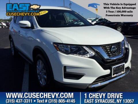 2020 Nissan Rogue for sale at East Syracuse Performance Sales & Service in Syracuse NY