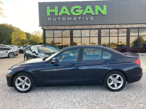 2014 BMW 3 Series for sale at Hagan Automotive in Chatham IL