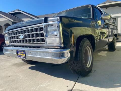 1980 Chevrolet C/K 10 Series for sale at A-1 Auto Broker Inc. in San Antonio TX