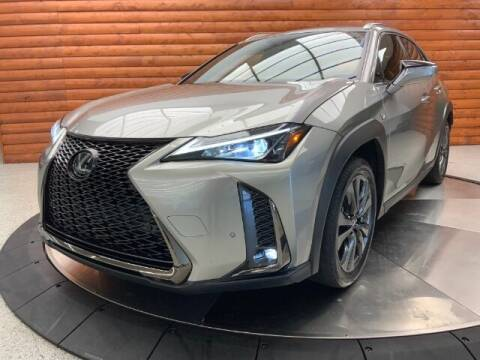 2019 Lexus UX 200 for sale at Dixie Imports in Fairfield OH