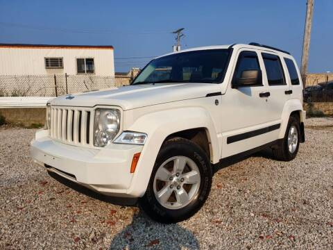 2009 Jeep Liberty for sale at JT AUTO in Parma OH