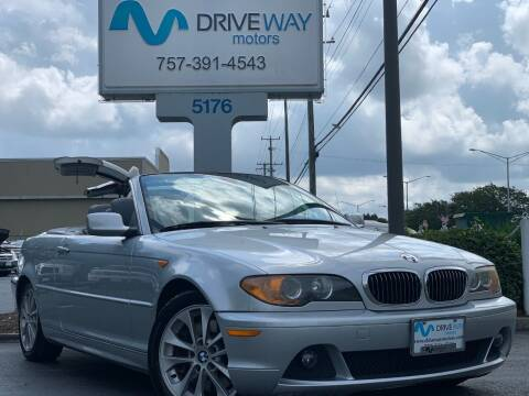 2004 BMW 3 Series for sale at Driveway Motors in Virginia Beach VA