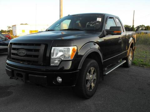 2009 Ford F-150 for sale at Merrimack Motors in Lawrence MA