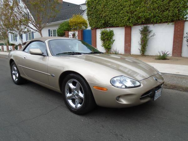 1999 Jaguar XK-Series for sale in Valley Village, CA