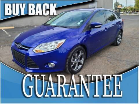 2014 Ford Focus for sale at Reliable Auto Sales in Las Vegas NV