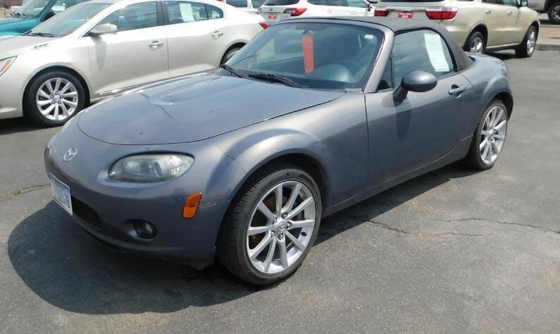 2007 Mazda MX-5 Miata for sale at Will Deal Auto & Rv Sales in Great Falls MT