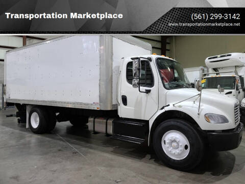 2014 Freightliner M2 106 for sale at Transportation Marketplace in West Palm Beach FL