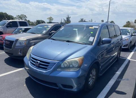 2008 Honda Odyssey for sale at L G AUTO SALES in Boynton Beach FL
