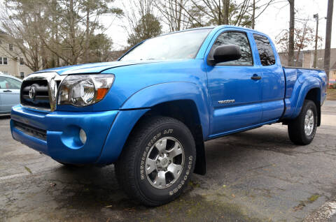 2006 Toyota Tacoma for sale at Wheel Deal Auto Sales LLC in Norfolk VA