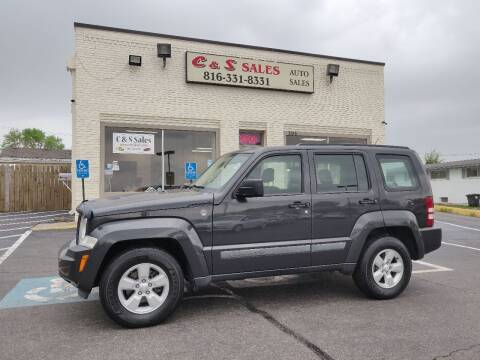 2010 Jeep Liberty for sale at C & S SALES in Belton MO