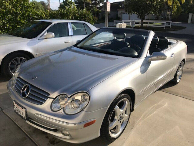 2005 Mercedes-Benz CLK for sale at Quality Auto Outlet in Vista CA