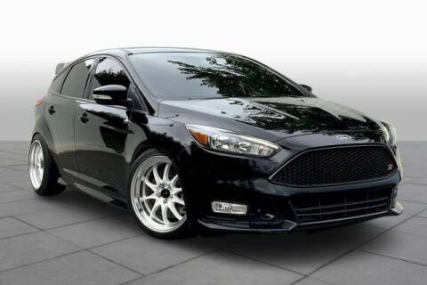 2018 Ford Focus for sale at CU Carfinders in Norcross GA
