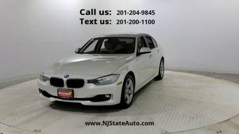 2015 BMW 3 Series for sale at NJ State Auto Used Cars in Jersey City NJ